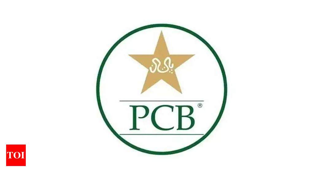 UAE authorities have issued visas to players and broadcasting crew of PSL: PCB   Cricket News – Times of India