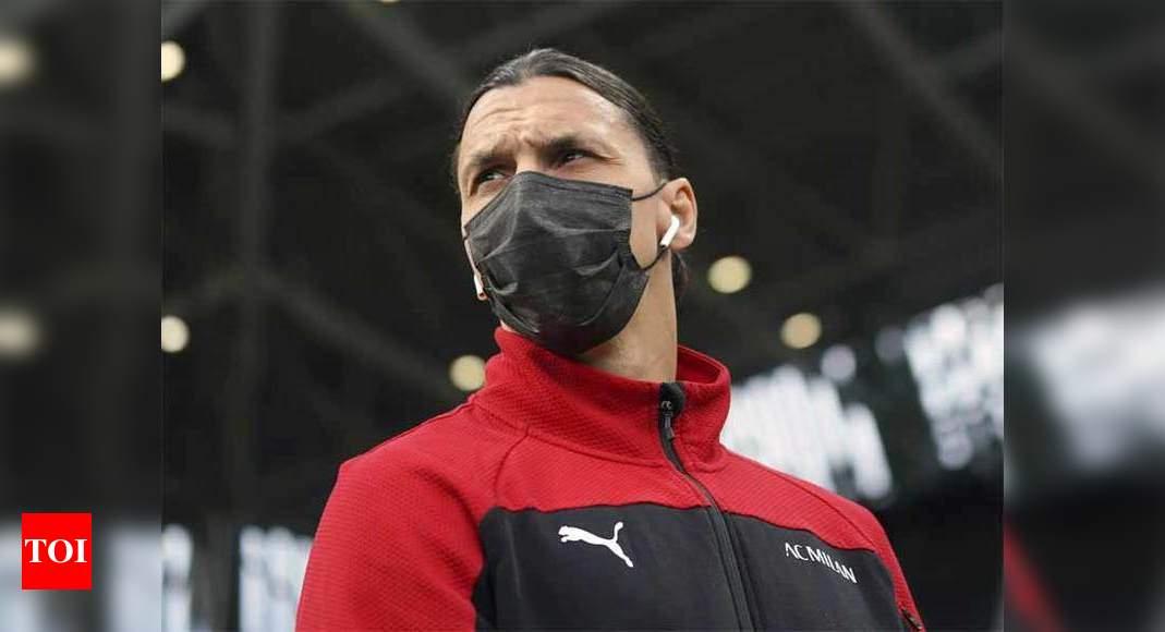 UEFA fines Ibrahimovic 50,000 euros for links to betting company   Football News – Times of India