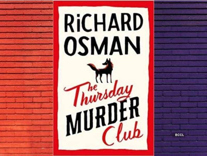 'The Thursday Murder Club' by Richard Osman