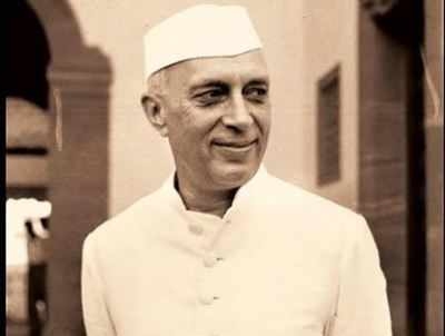 Jawaharlal Nehru death anniversary: Rahul Gandhi pays tribute to former  Prime Minister | India News - Times of India