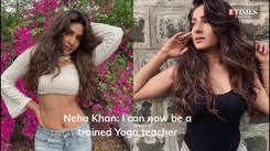 Neha Khan: I can now be a trained Yoga teacher
