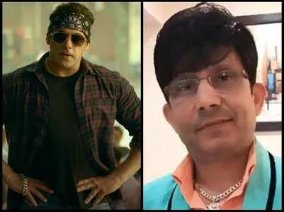 Here's why Salman Khan is suing KRK