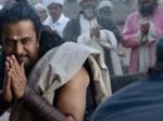 Interesting stills from Mohanlal starrer 'Marakkar Arabikadalinte Simham'