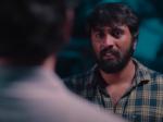 Exciting still from the Telugu movie 'Vishakapattana Kendram'