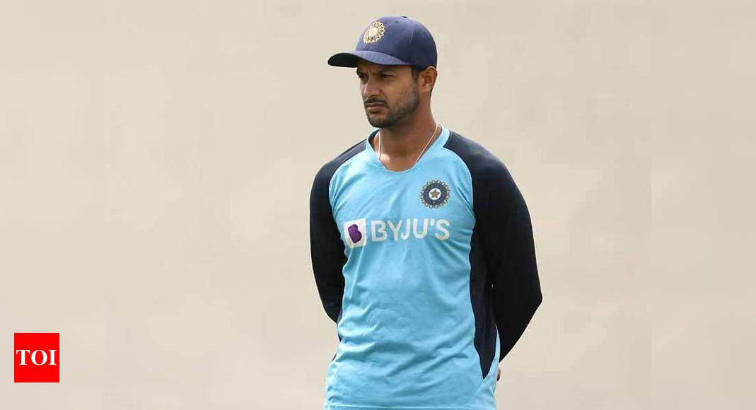 WTC Final: Preparations are going strong, excitement is building up, says Mayank Agarwal | Cricket News – Times of India