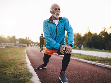 Doing this much exercise every day can prevent knee surgery