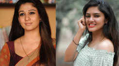 Gayathri Suresh is a fan of Nayanthara; here's proof!