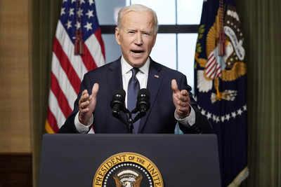 Biden delivers remarks on infrastructure plan in Cleveland