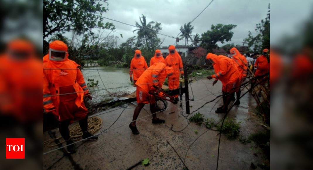 From 10,000 in 1999 to 6 in 2021: How India cut cyclone deaths   India News – Times of India