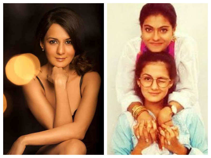 Do you remember Kajol's sister 'Chutki' from Dilwale Dulhania Le Jayenge? Here's how she looks now!