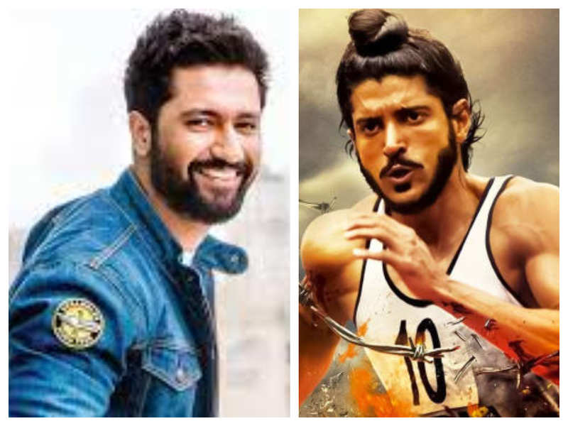 Did you know that Vicky Kaushal auditioned but lost out on THIS role in Farhan Akhtar starrer 'Bhaag Milkha Bhaag'?