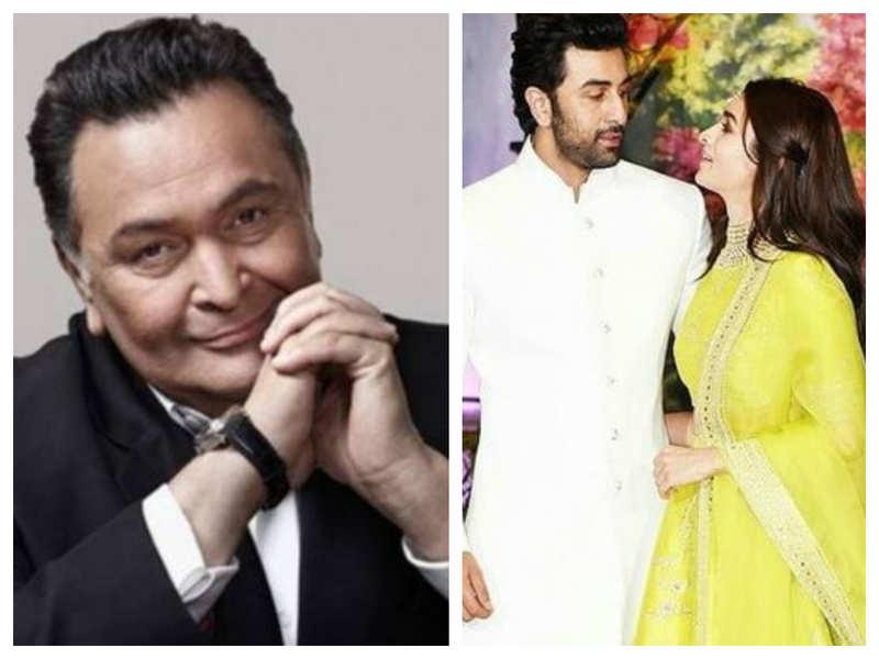Not Alia Bhatt, Rishi Kapoor wanted his son Ranbir Kapoor to marry THIS person!