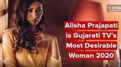 Alisha Prajapati is Gujarati TV's Most Desirable Woman 2020