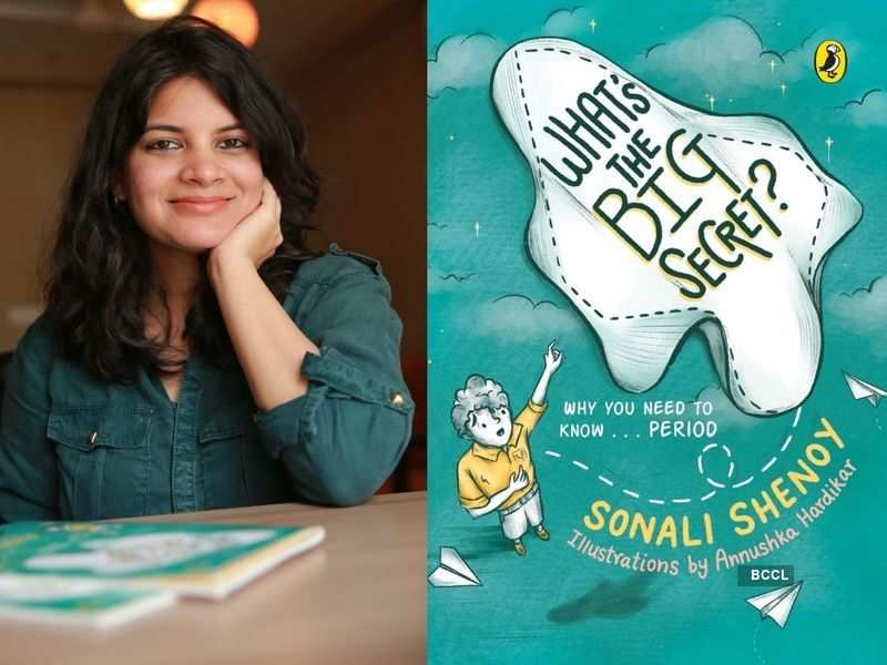 'What's the Big Secret' by Sonali Shenoy