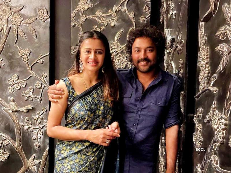 Celeb couple Chandramouli and wife Anjana Rangan complain about online harassment to Tamil Nadu police (Photo - Instagram)