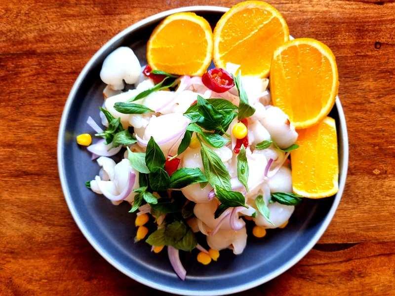 Jamun raita, litchi chicken, phalsa cookies, mango hummus: Experiment with your seasonal fruits