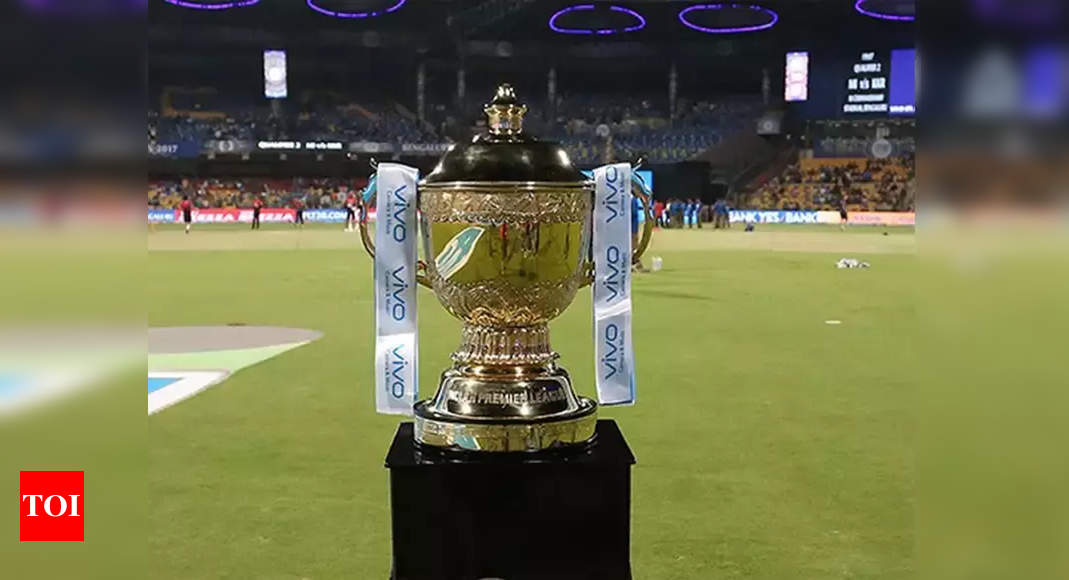 IPL 2021 Schedule news: IPL 2021 to resume in the UAE in September-October: BCCI | Cricket News – Times of India