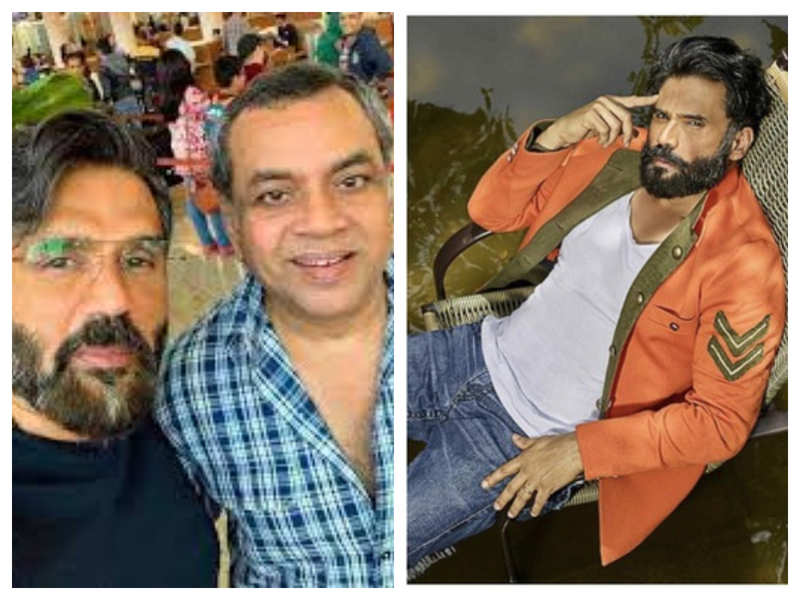 Suniel Shetty: Paresh Rawal is a phenomenal actor because of whom you start looking better on screen