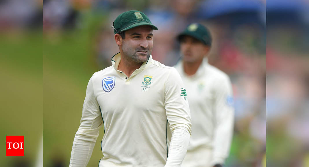 Dean Elgar calls for consistency and better skills from South Africa   Cricket News – Times of India