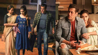 Check out these deleted scenes from Salman Khan's 'Radhe: Your Most Wanted  Bhai'? | Hindi Movie News - Times of India