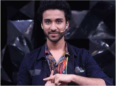 Raghav on his break from Dance Deewane