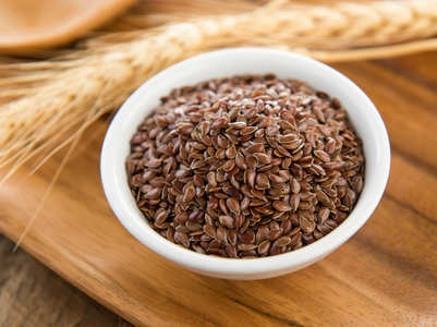 Consume flaxseeds this way to lose weight