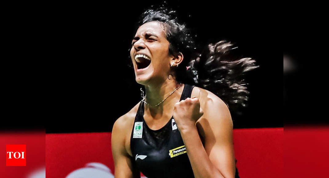 PV Sindhu 'ready and excited' to represent India at Tokyo Olympics | Tokyo Olympics News – Times of India