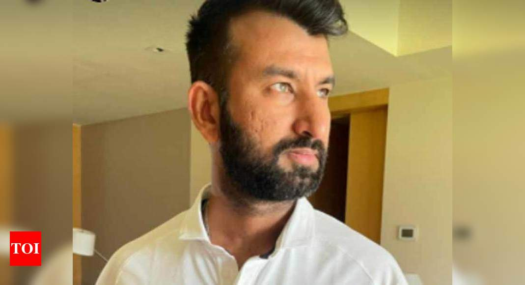 WTC Final: Can't wait to get on the field, says Cheteshwar Pujara | Cricket News – Times of India