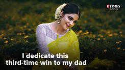 Kochi Times Most Desirable Woman on TV 2020: Malavika Wales