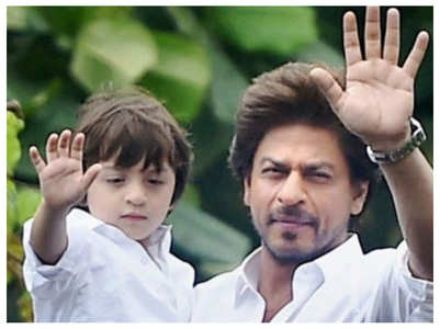 When AbRam screamed at the paparazzi