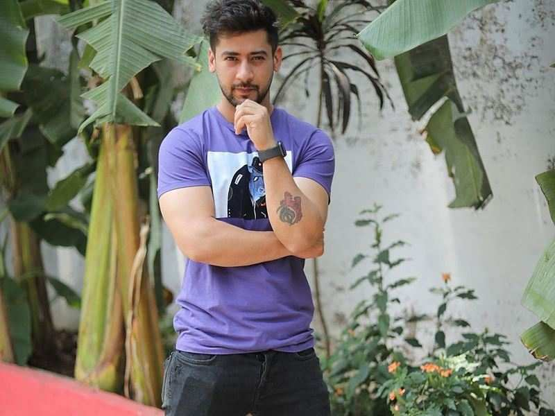 Paras Arora: A good meal is my happy place