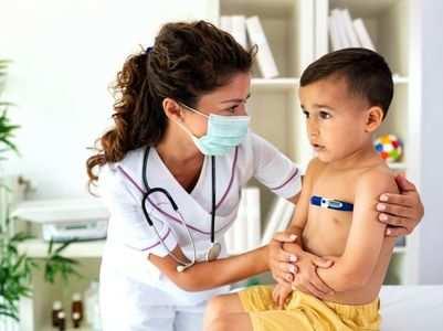Most common COVID symptoms in kids