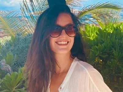 When Isabelle Kaif flashed her lovely smile