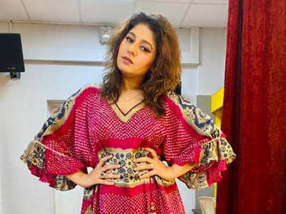 Sunidhi reacts to Indian Idol 12 controversy