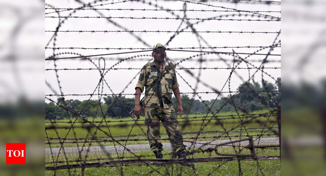 Covid-19: Bangladesh extends ongoing India border closure – Times of India