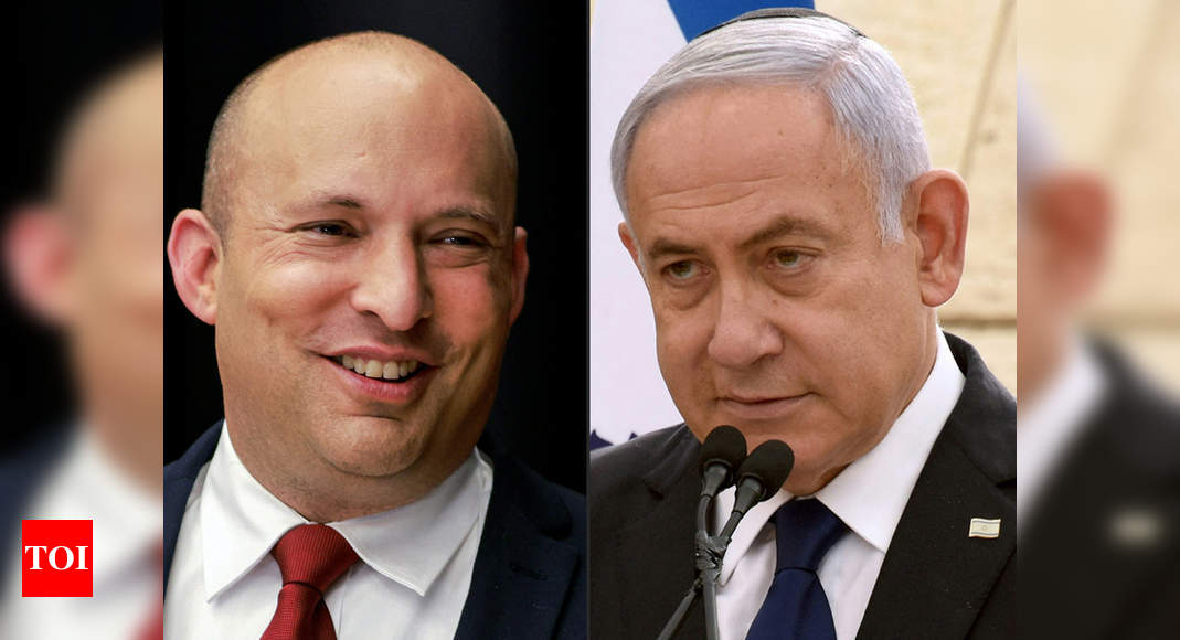 Netanyahu's grip on power loosens as rival moves to unseat him – Times of India
