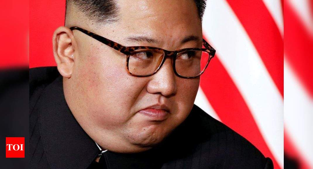 North Korea slams end to US guidelines limiting South Korea missile range – Times of India