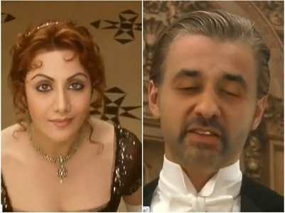 Watch: Raj-Shilpa give Titanic a new twist