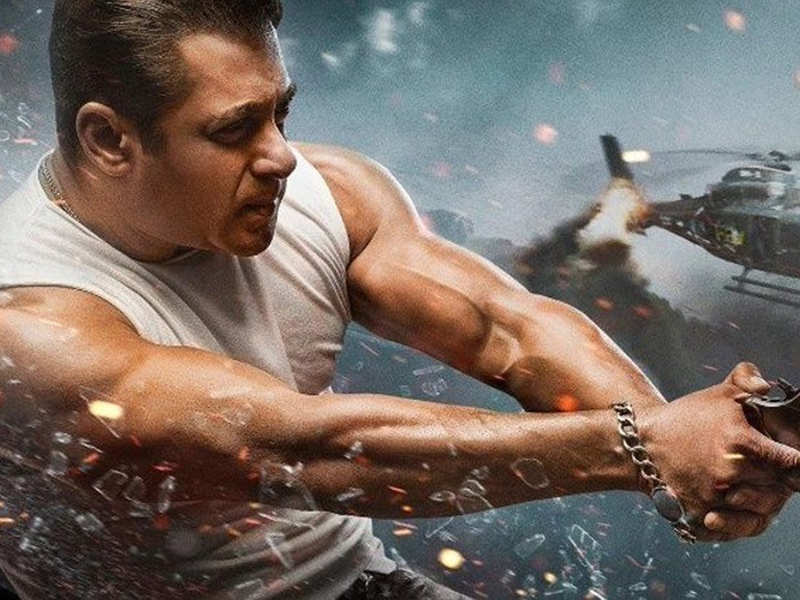 Salman Khan on Radhe's action scene: We've spilled blood and sweat