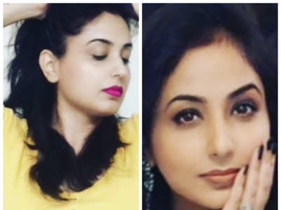 Check out rare pictures of Gunjan Kapoor