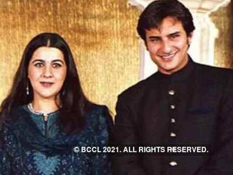 Throwback: When Saif Ali Khan borrowed money from ex-wife Amrita Singh for a shoot