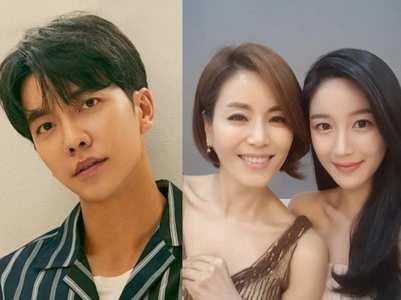Kyun Mi Ri on Lee Da In's relationship