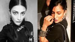 Gothic fashion: Take inspiration from Shruti Haasan