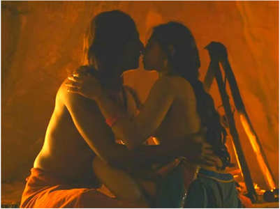 Radhika & Adil on their nude scene in Parched