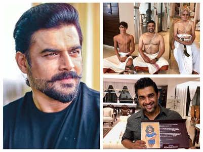 Check out R Madhavan's Mumbai home