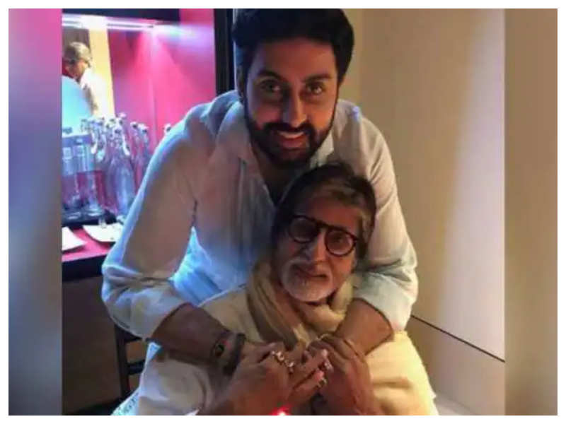 Abhishek Bachchan opens up on fighting COVID-19 alongside father Amitabh Bachchan last year, says he is a good roomie