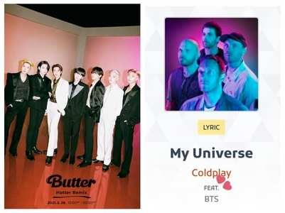 BTS rumoured collaboration with Coldplay