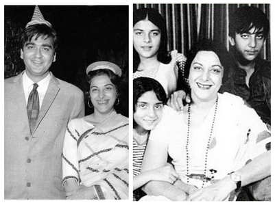 Sanjay remembers Nargis on birth anniversary