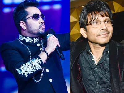 Mika Singh slams KRK for comment on Salman