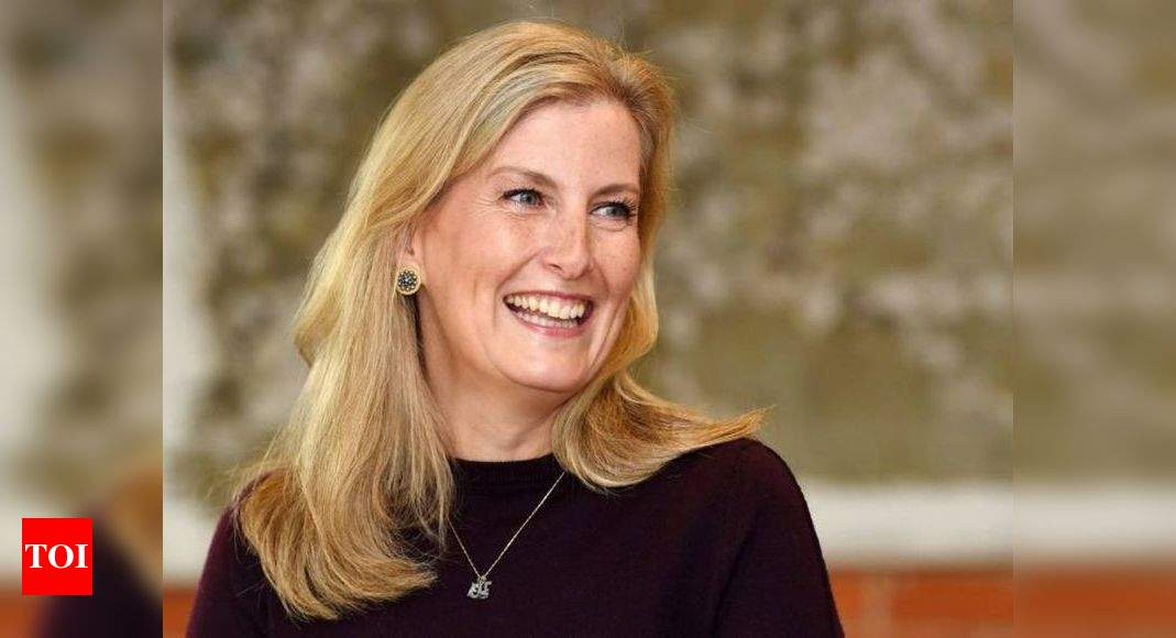 Royal news: Sophie, Countess of Wessex opened up about her experience with menopause, discusses women's health – Times of India